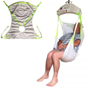 Hammock with Hole Sling
