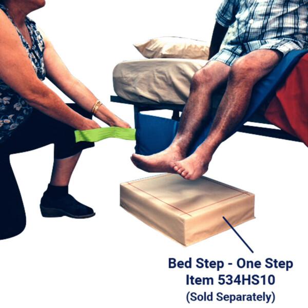 Bed Sliding Strap (Padded)