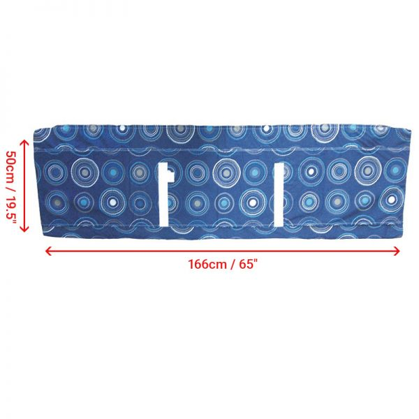 bed rail protector slip over