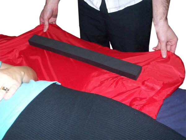 Bed Slide Sheet Gripper