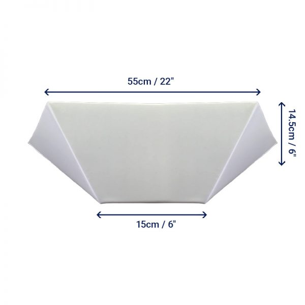 Bed Wedge - Large - Angled