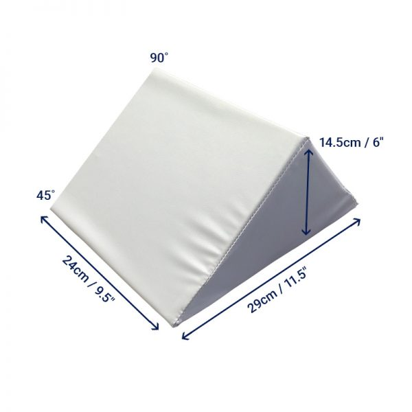 Bed Wedge - Large - Half Length