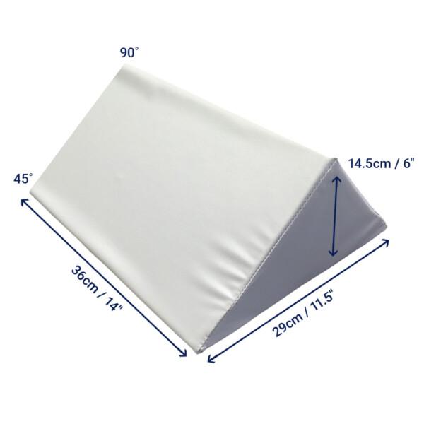 Bed Wedge - Large - Three Quarter Length