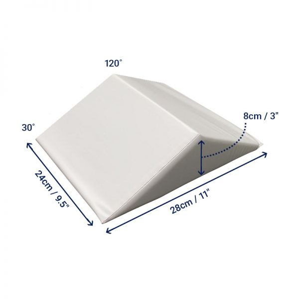 Bed Wedge - Small - Half Length
