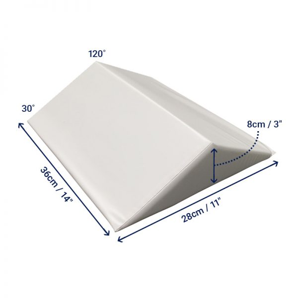 Bed Wedge - Small - Three Quarter Length