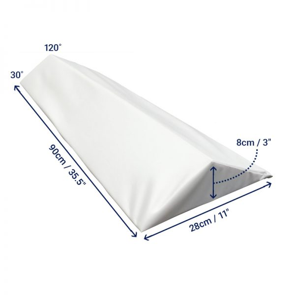 Bed Wedge - Small - Extra Long