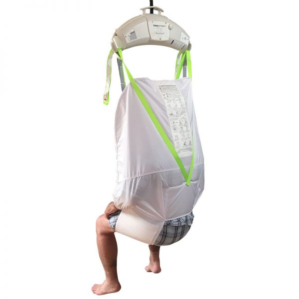 Bosun Chair Sling with Full Back Support
