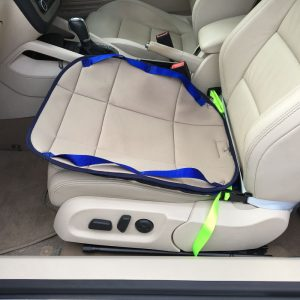 Car Seat Slide Pad