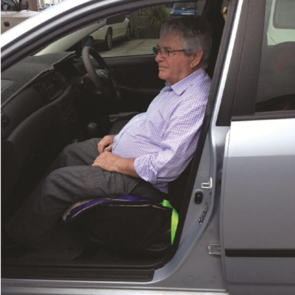 Car Seat Slide Pad