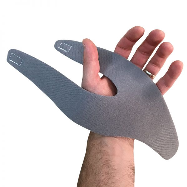 Finger Contraction Bands