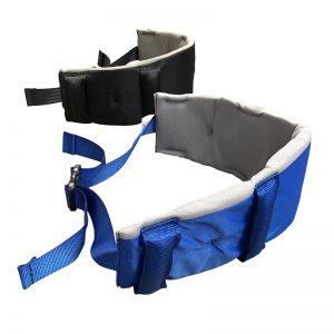 soft transfer belt - black and blue