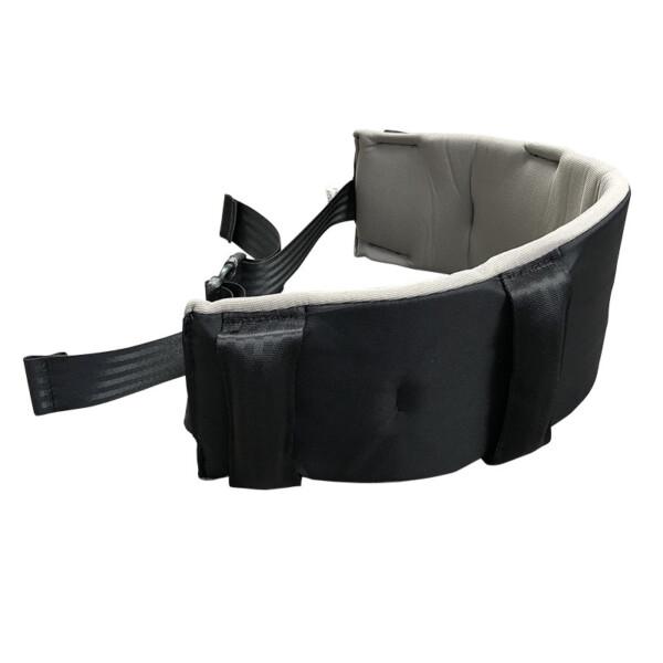 soft transfer belt - black