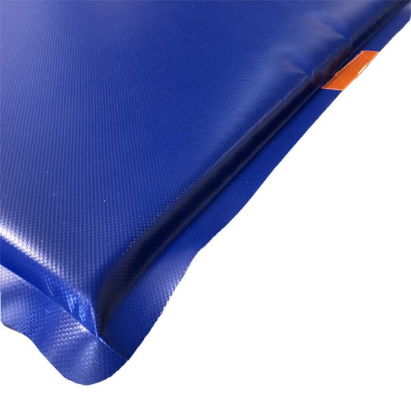 Bed Fall Mat - Heat Sealed blue