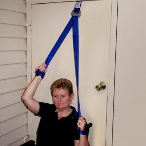 Over Door Arm Exerciser
