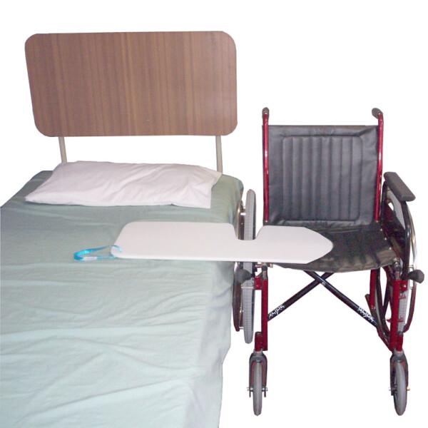 Slide Board - Wheelchair Cut Out