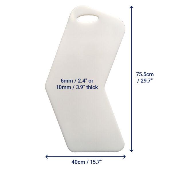 Slide Board - Boomerang