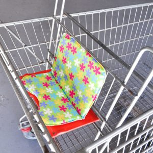 Trolley Child Seat Protector