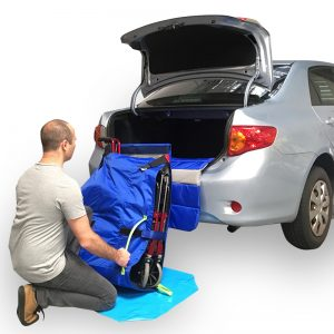 Wheelchair Boot Slider