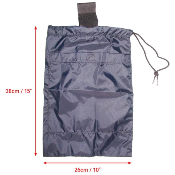 wheelchair side bag