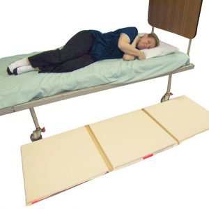 Bed Fall Mat - Heat Sealed