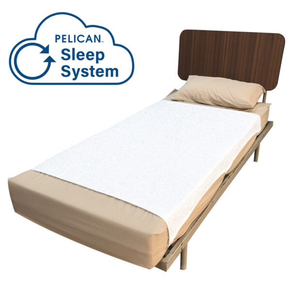 sleep system positioning sheet