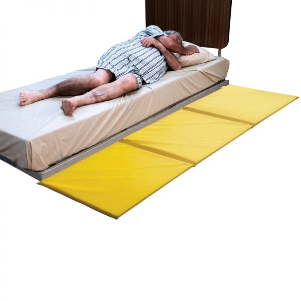 budget bed fall mat
