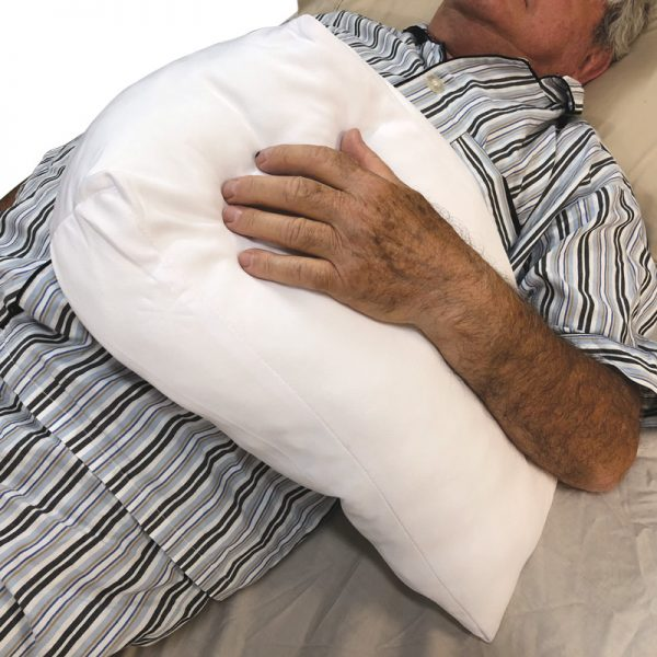 soft arm & hand cushion