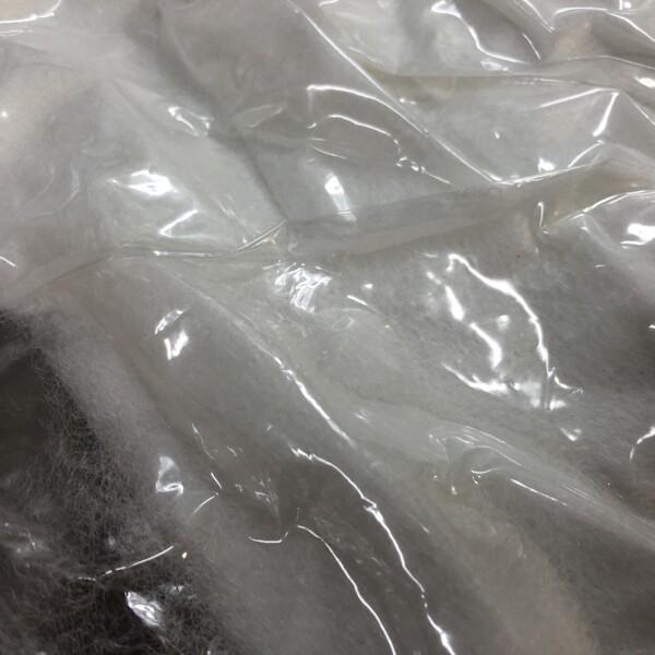 soft hollow-core polyester fibre