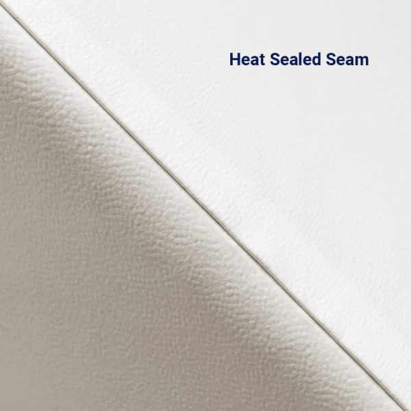 bed wedge heat sealed