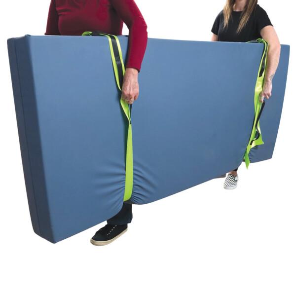mattress handling straps
