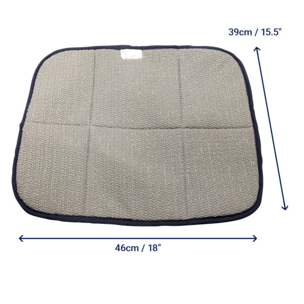 non slide chair bed pad